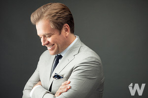 Michael Weatherly Exclusive StudioWrap Portraits