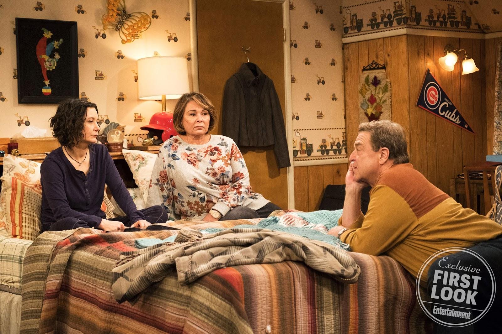 'Roseanne' Revival First Look (HQ)