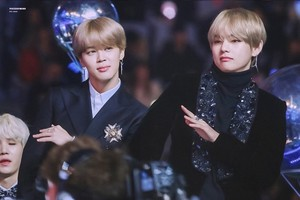 ya hot V and sexy jimin 💝