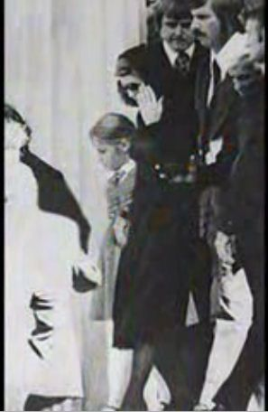 Elvis Presley's Funeral In 1977