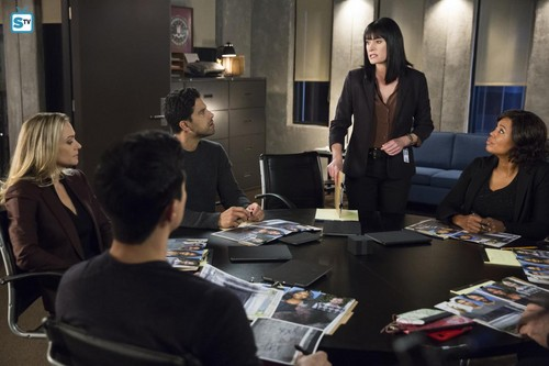 "Criminal Minds achtergrond called 13x14 - ""Miasma"" - Promo foto's"