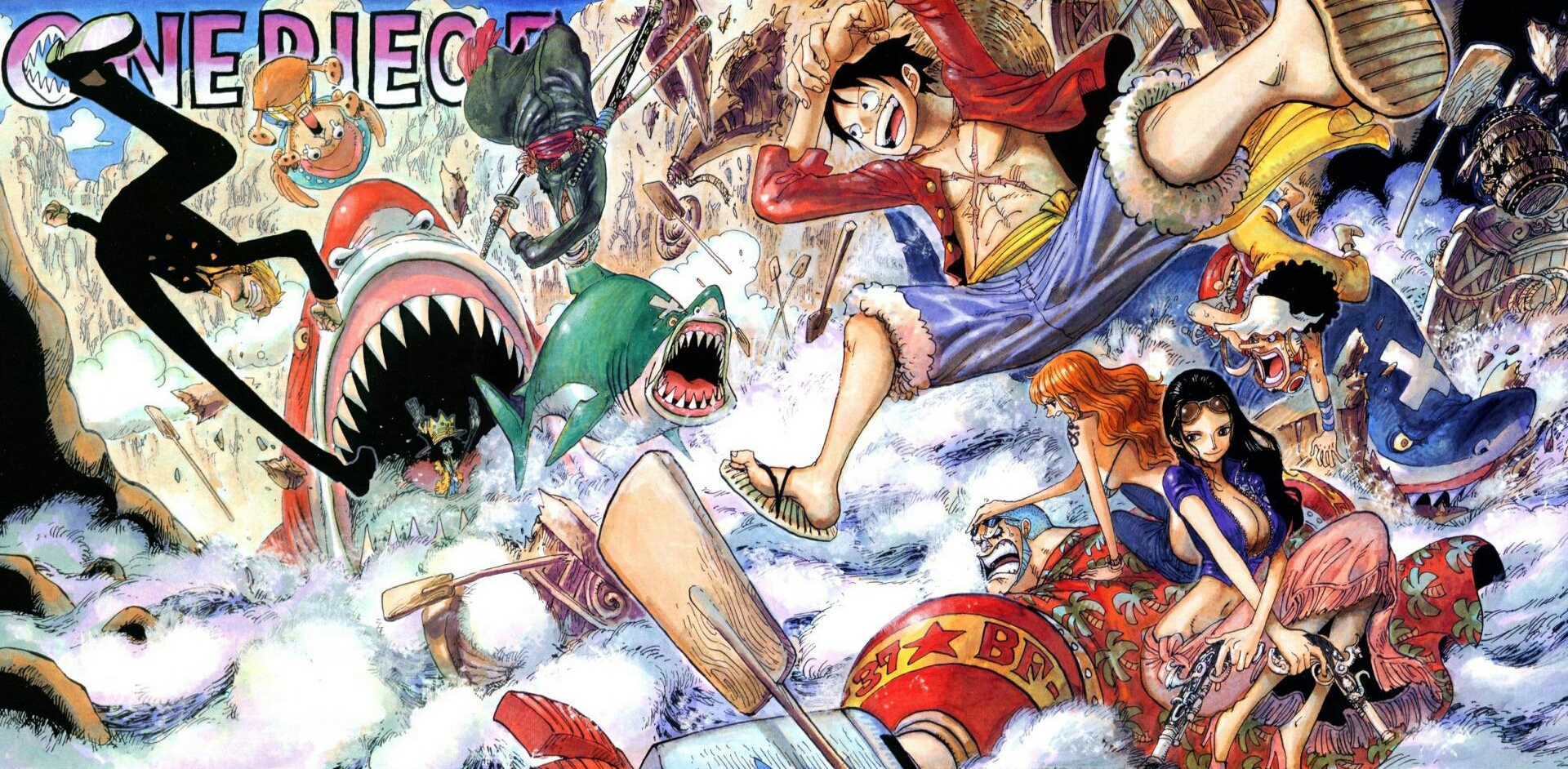 One Piece Images One Piece Hd Wallpaper And Background Photos 40996449