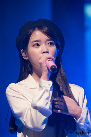 171217 IU at Sudden Attack Fan Meeting