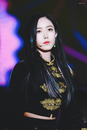180110 GFRIEND SinB 2018 Golden Disc Awards