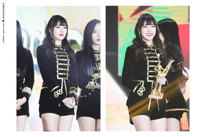 180110 GFRIEND Yerin 2018 Golden Disc Awards