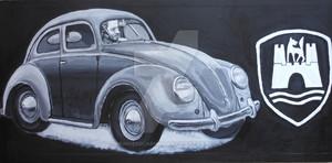1938 volkswagen beetle