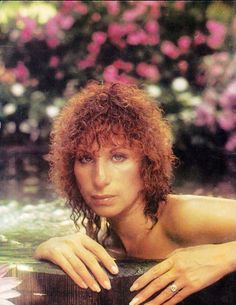 Barbra Streisand hình nền titled 1979 Wet Photoshoot