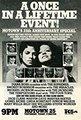 1983 Promo Ad For Motown 25  - michael-jackson photo