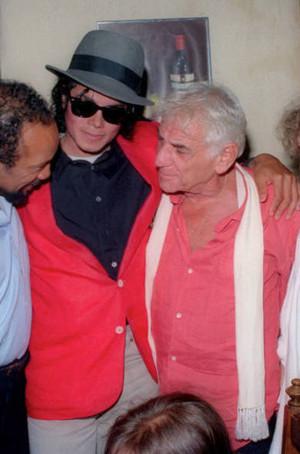 1986: Leonard Bernstein's Birthday Party
