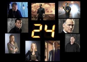 24 Separates Characters Season 5
