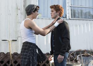 2x05 'When A Stranger Calls' Promotional fotografia