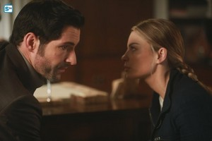 3.14 - My Brother's Keeper - Lucifer and Chloe