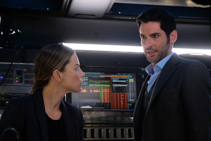 3x12 - All About Her - Lucifer and Chloe