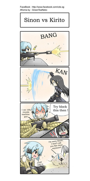 4koma 9 by greenteaneko d5yy4l6