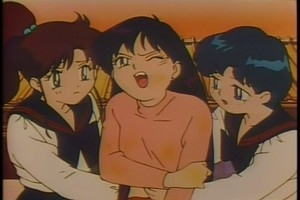 Makoto Rei and Ami