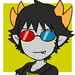 Sollux icon - homestuck icon