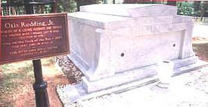 Gravesite Of Otis Redding