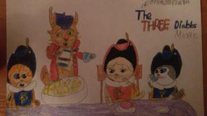The Three Diablos Movie