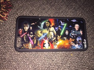 My bintang Wars cell phone case