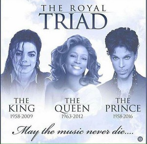 Three música Legends