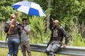 8x03 ~ Monsters ~ Behind the Scenes - the-walking-dead photo