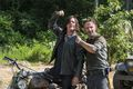 8x04 ~ Some Guy ~ Behind the Scenes - the-walking-dead photo