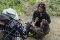 8x05 ~ The Big Scary U ~ Behind the Scenes - the-walking-dead photo
