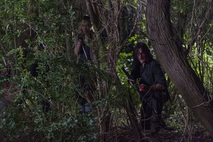 8x08 ~ How It's Gotta Be ~ Daryl, Tara and Rosita