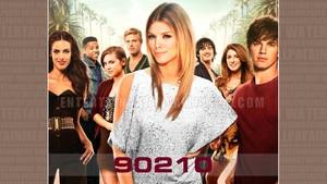 90210 karatasi la kupamba ukuta