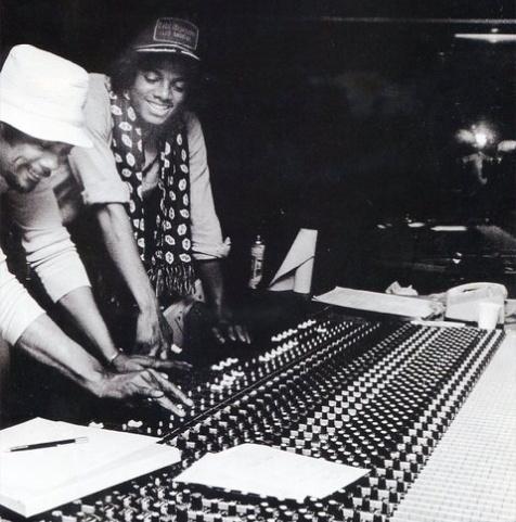 In The Recording Studio With Quincy Jones