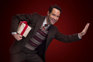 A Christmas Story Live (2017) - Chris Diamantopoulos as Old Man Parker