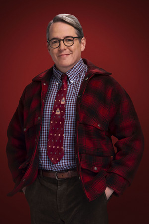 A Christmas Story Live (2017) - Matthew Broderick as The Narrator