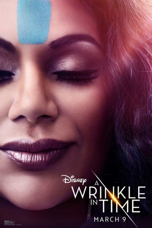 A Wrinkle in Time (2018) Poster - Mindy Kaling as Mrs. Who