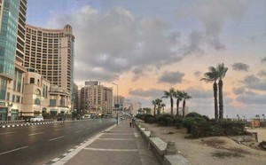 ALEXANDRIA MORNING EGYPT