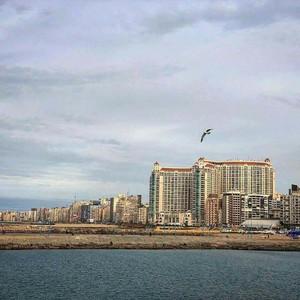 ALEXANDRIA SEA IN EGYPT