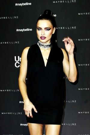 Adriana Lima in 2018