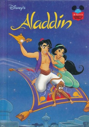 Aladdin Storybook