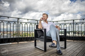 Alexander Skarsgård Photoshoot
