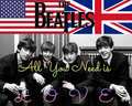All You Need Is Love  ❤️ - the-beatles fan art