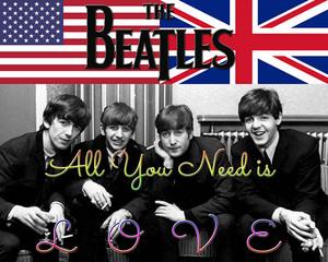 Beatles Anthology 1-3 banner/header - The Beatles Fan Art