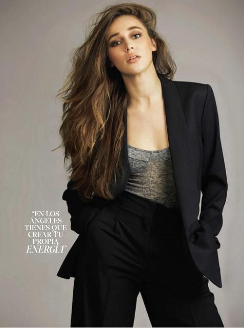 Alycia Debnam Carey Glam Magazine Photoshoot 2016