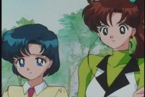 Ami and Makoto
