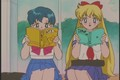 Ami and Minako  - sailor-moon photo