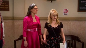 Amy and bernadette