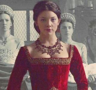 The Tudors wallpaper entitled Anne Boleyn