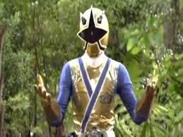 Antonio Morphed As The emas Samurai Ranger