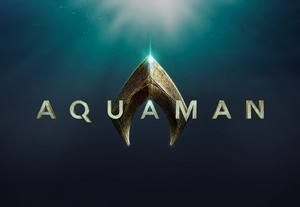 Aquaman (2018) Movie Logo