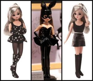 Ariana Grande Inspired Dolls