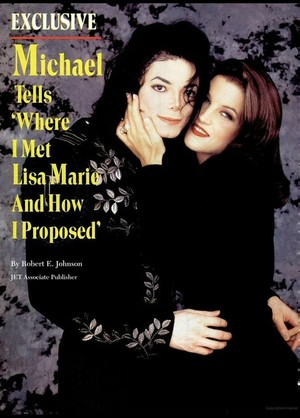 articolo Pertaining To Michael And Lisa Marie
