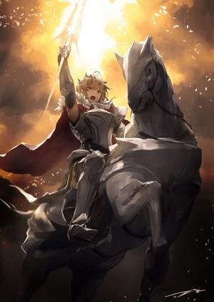 Artoria Pendragon (Lancer)
